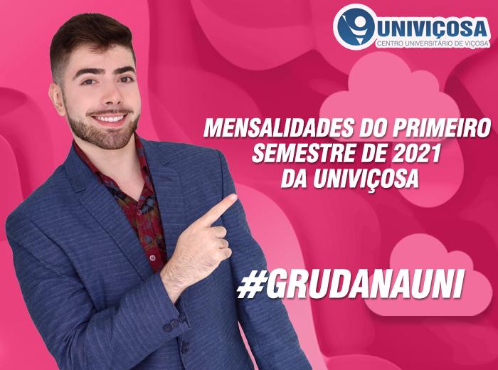 Consciente de queeste período ainda demanda atenção, A UNIVIÇOSA manterá diversas facilidades e descontos para alunos da Instituição