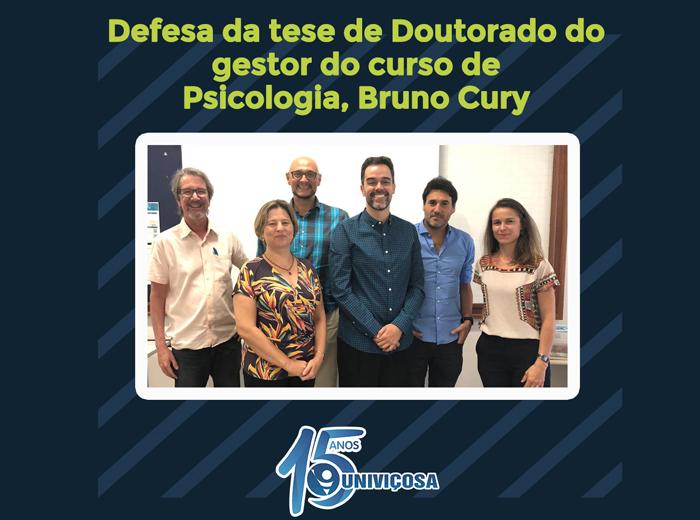 Tendo o título de doutor conquistado, a pesquisateve como objetivo investigar as estratégias utilizadas no âmbito da pesquisa por graduandos em Psicologia em instituições particulares do Estado de Minas Gerais.