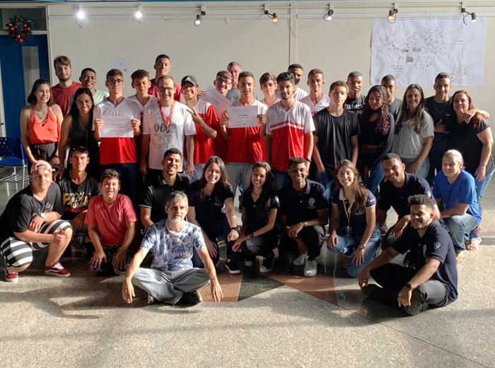 O primeiro Concurso de Ponte de Palitos é destinada à estudantes do ensino médio de Viçosa e região.