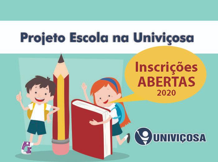 As escolas públicas e privadas interessadas devem se inscrever no período de12 a 21 de fevereiro de 2020.