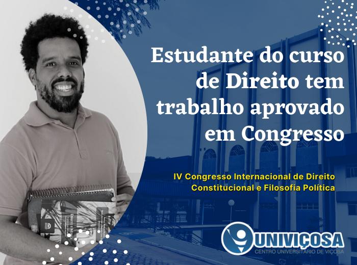 O IV Congresso Internacional de Direito Constitucional e Filosofia Política foi realizado pela USP, UFMG, UFPR e Associação Brasileira de Direito Constitucional e Filosofia Política