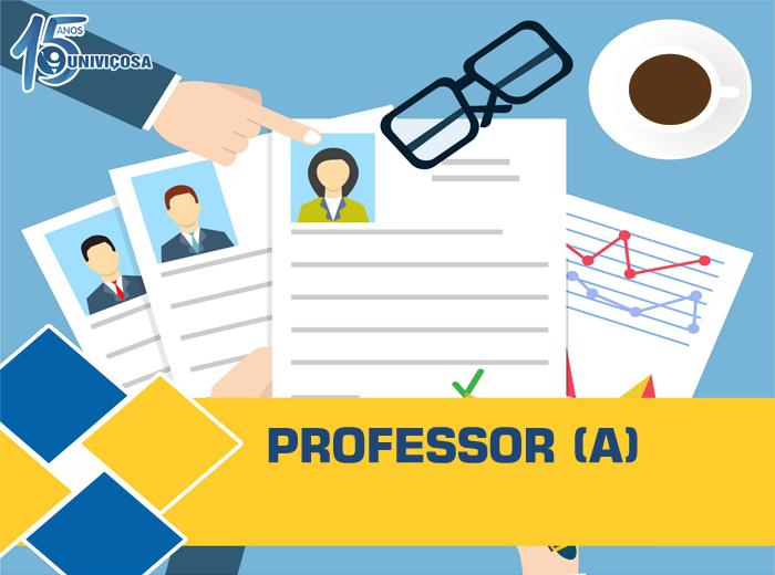 A vaga corresponde a disciplinadeAuditoria, e o pré-requisito para concorrer é possuir graduação em Ciências Contábeis e mestrado em áreas a fins.