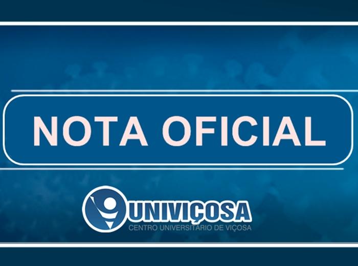 OCentro Universitário de Viçosa – UNIVIÇOSA suspende as suas atividades administrativas e o atendimento presencial até 31 de março como forma de prevenção da propagação do COVID-19.