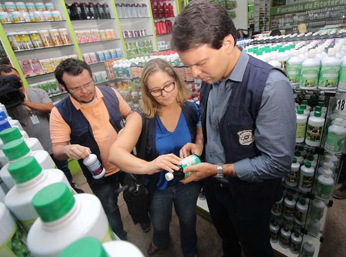 Sementes são consideradas tóxicas. Produtos não poderão ser comercializados em nenhum tipo de formulação