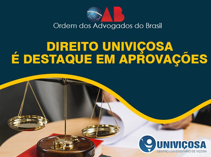 A aprovação no exame é o requisito necessário para a inscrição nos quadros da Ordem dos Advogados do Brasil.