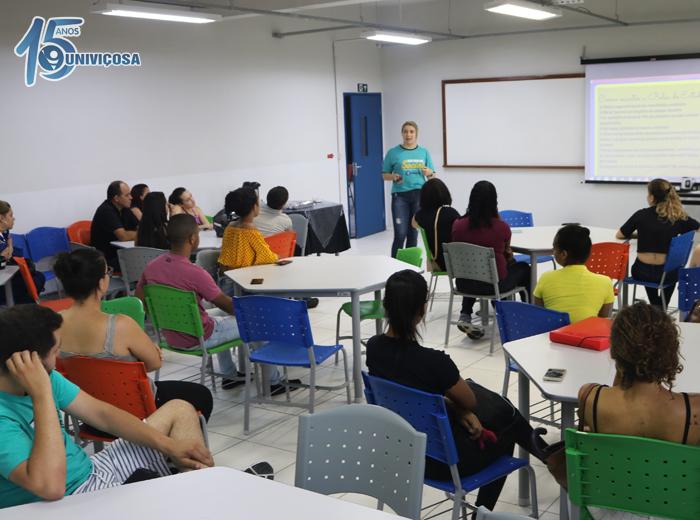 O Núcleo de Assistência Estudantil (NAE), é o setor responsável pelo processo de concessão de 100 bolsas de estudos que vão de 40 a 80%.