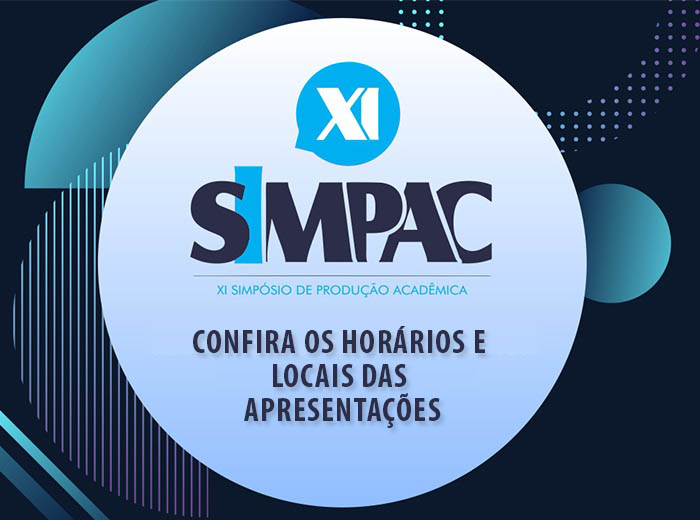A décima primeira edição do Simpósio de Produção Acadêmica ocorrerá no dia 28, e faz parte das atividades do II Congresso de Educação, Ciência e Tecnologia da Univiçosa.