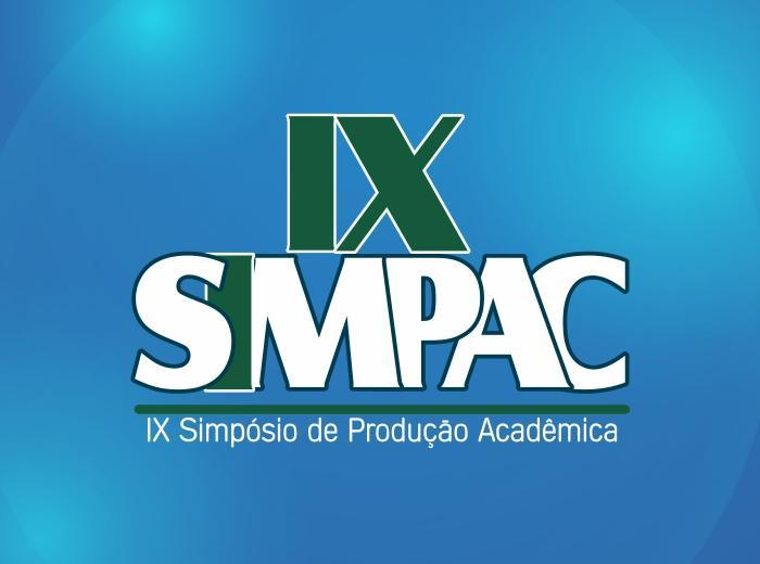 Confira o cronograma do IX SIMPAC e programa-se.