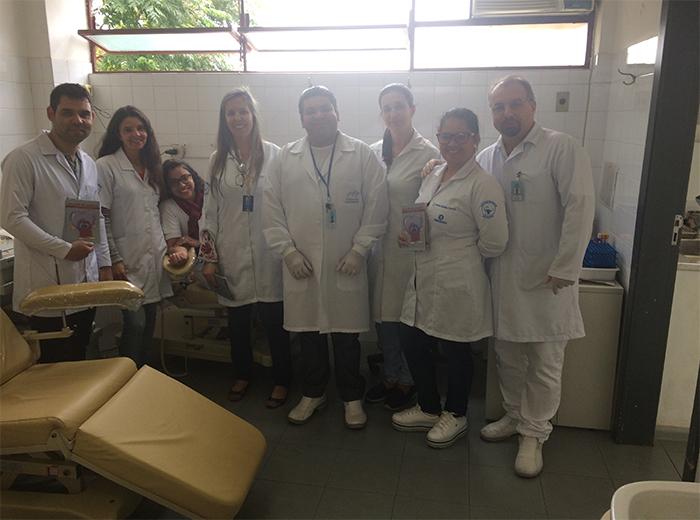 A visita aconteceu nos dias 13 e 17 de setembro e foi guiada pela professora Elenice Dias