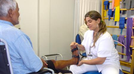 Clínica de Fisioterapia da Univiçosa